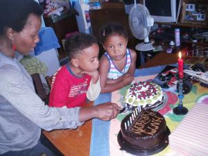 Lithas 8th birthday